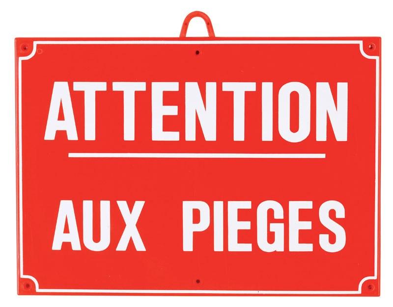panneau-signalisation-januel-attention-piege-z-747-74707